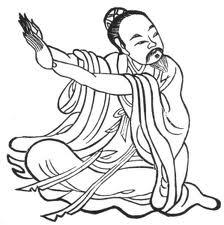 Qigong Masters in sitting Qigong